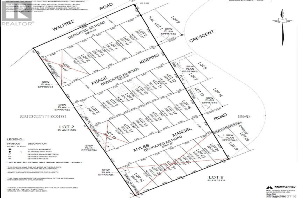 Proposed Lot 10 Peace Keeping Cres, Langford