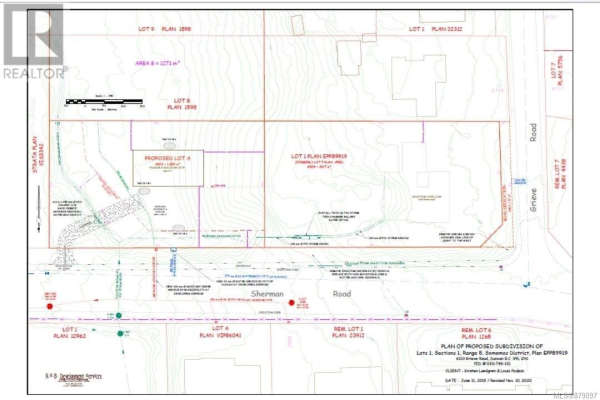 Proposed Lot A 6110 Grieve Rd, Duncan