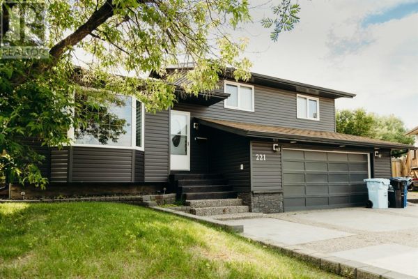 221 FARRELL Crescent, Fort McMurray