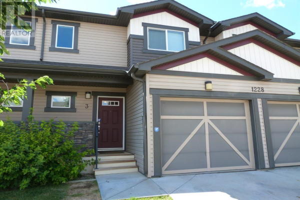 3, 1228 KEYSTONE Road W, Lethbridge