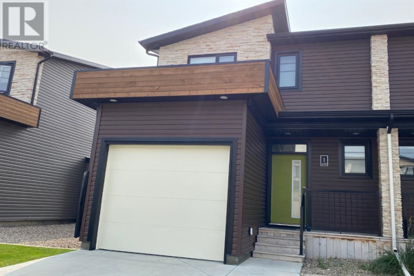 1, 458 Highlands Boulevard W, Lethbridge