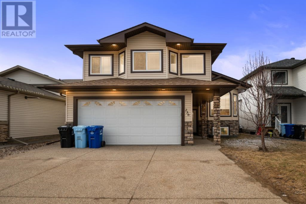 236  Hawthorn Way, Fort McMurray