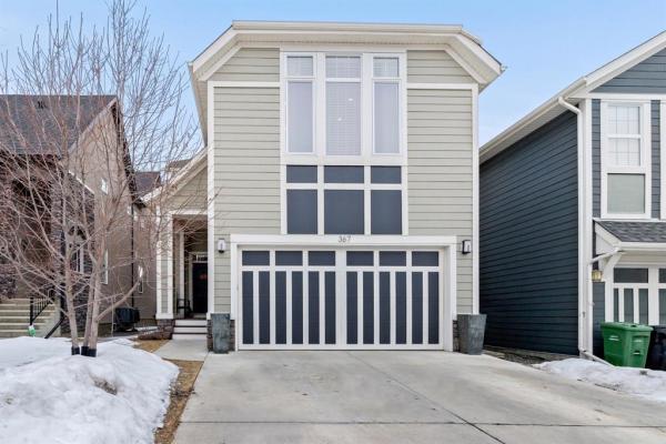 367 Mahogany Terrace SE, Calgary