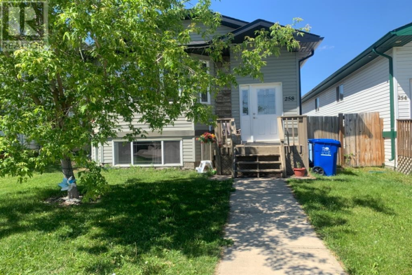 258 Pacific Crescent, Fort McMurray