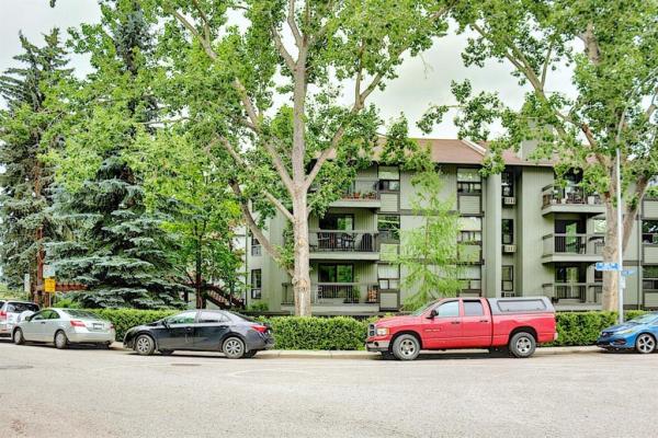302, 626 24 Avenue SW, Calgary