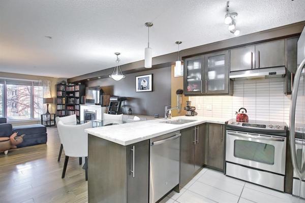 206, 1805 26 Avenue SW, Calgary