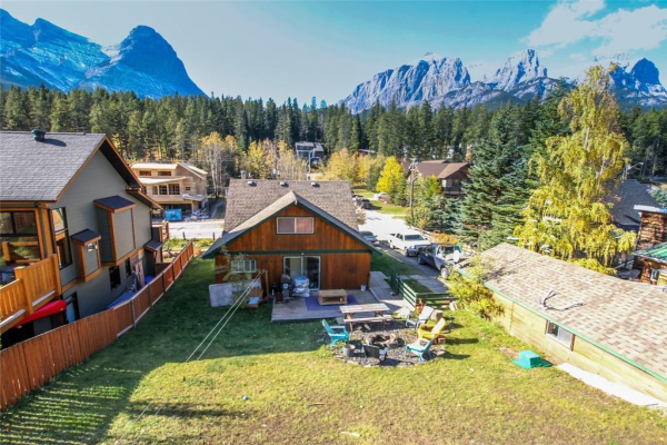 274 Three Sisters DR, Canmore