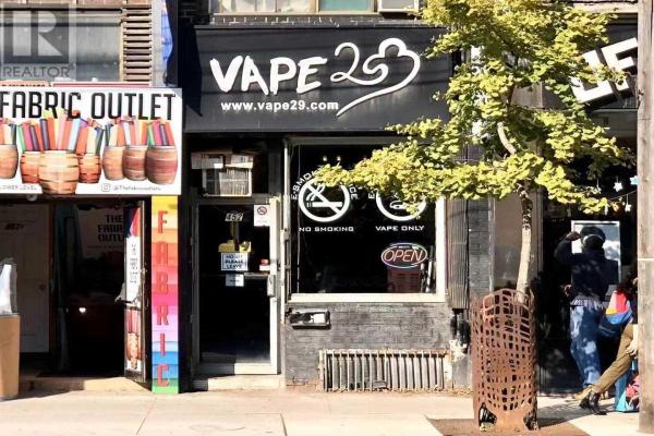 452 QUEEN ST W, Toronto