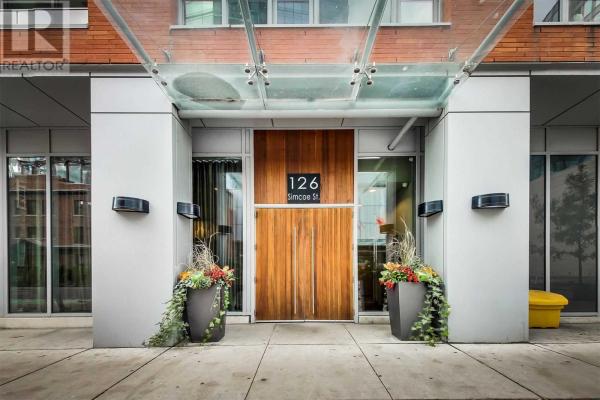 #1708 -126 SIMCOE ST, Toronto