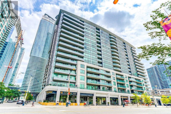 #601 -25 LOWER SIMCOE ST, Toronto