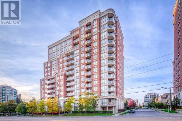 #1109 -2 CLAIRTRELL RD, Toronto