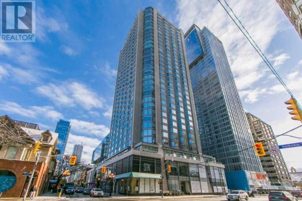 #1018 -155 YORKVILLE AVE, Toronto