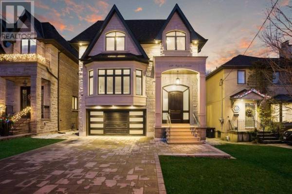 119 POYNTZ AVE, Toronto