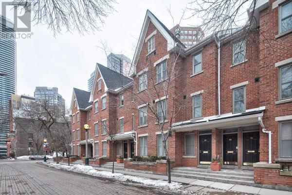 70 ST NICHOLAS ST, Toronto