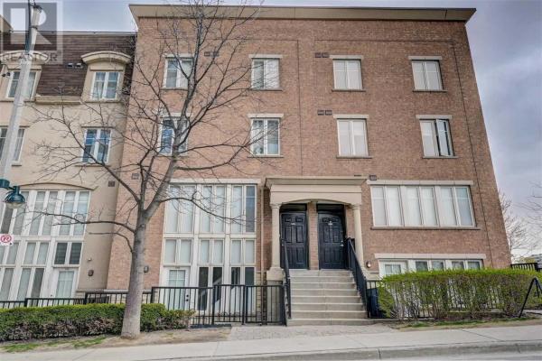 #TH104 -22 WESTERN BATTERY RD, Toronto