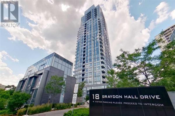 #1104 -18 GRAYDON HALL DR, Toronto