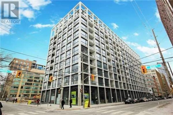 #414 -39 BRANT ST, Toronto
