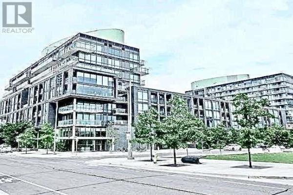 #S327 -455 FRONT ST E, Toronto