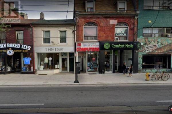 561 QUEEN ST W, Toronto