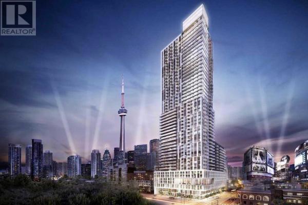 #4814 -251 JARVIS ST, Toronto