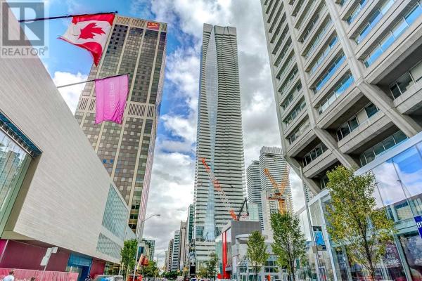#3509 -1 BLOOR ST E, Toronto