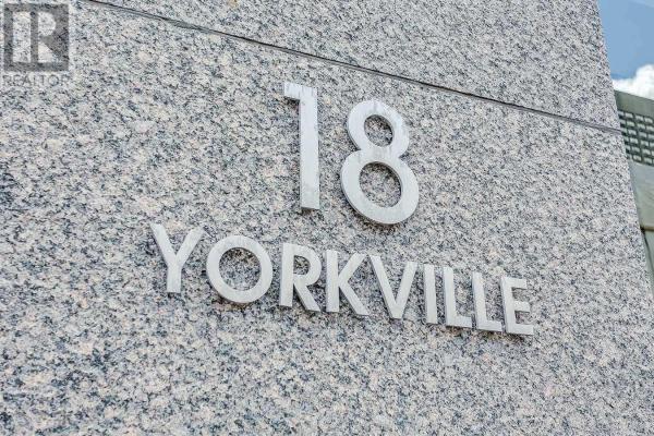#505 -18 YORKVILLE   AVE, Toronto