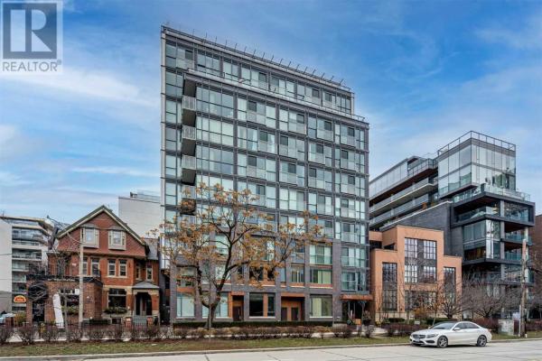 #802 -508 WELLINGTON ST, Toronto