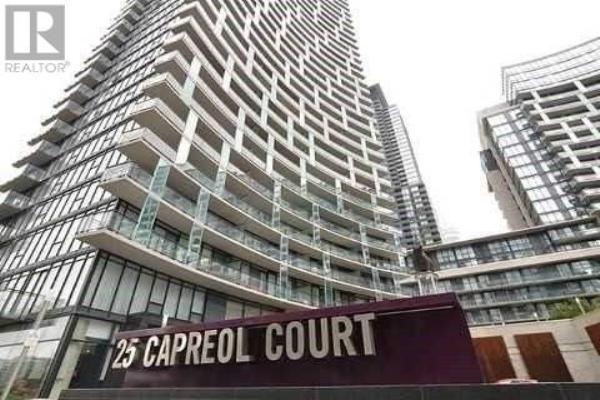 #2606 -25 CAPREOL CRT, Toronto
