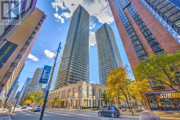 #2405 -65 ST MARY ST, Toronto