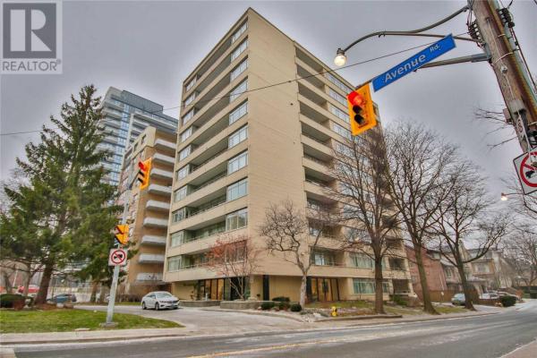 #605 -581 AVENUE RD, Toronto