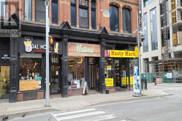603 YONGE ST, Toronto