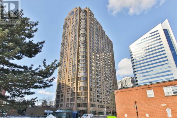 #2505 -100 UPPER MADISON AVE, Toronto