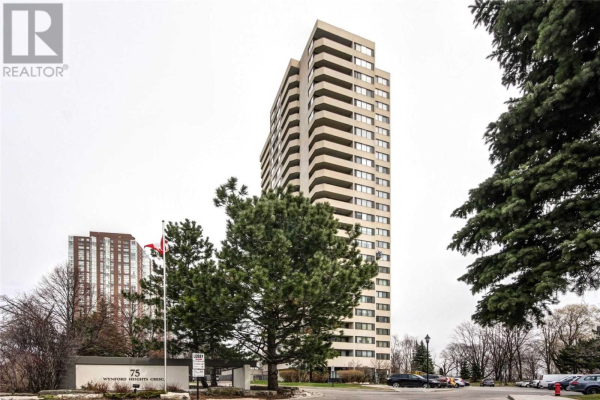 #1106 -75 WYNFORD HEIGHTS CRES, Toronto