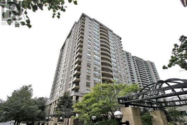 #1003 -256 DORIS AVE, Toronto