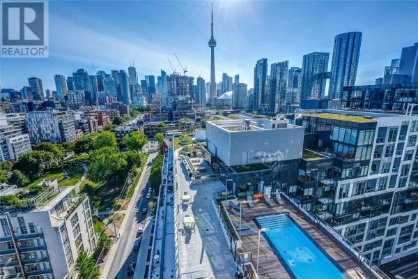 #628 -39 NIAGARA ST, Toronto