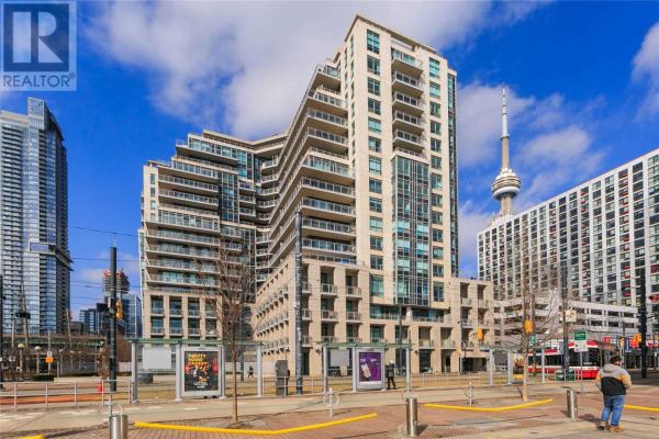 #1004 -410 QUEENS QUAY W, Toronto