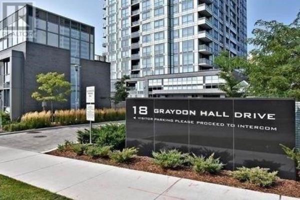 #2705 -18 GRAYDON HALL DR, Toronto