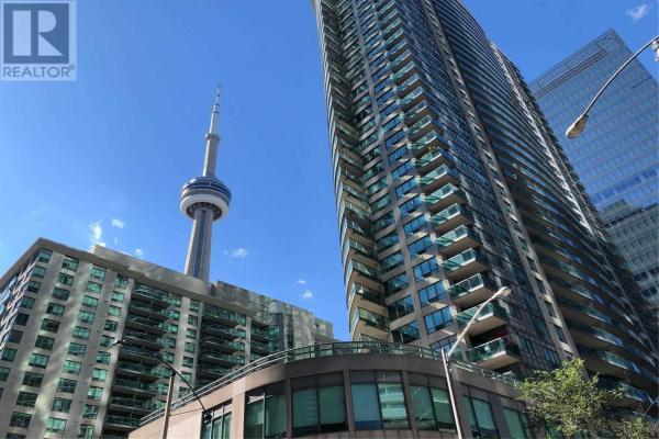 #2808 -30 GRAND TRUNK CRES, Toronto