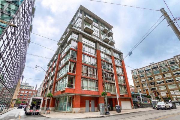 #501 -36 CHARLOTTE ST, Toronto