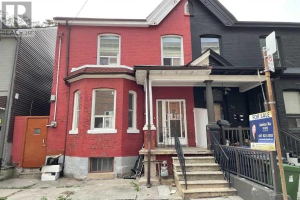 74 MANNING AVE, Toronto