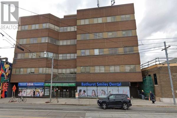 #206 -800 BATHURST ST, Toronto