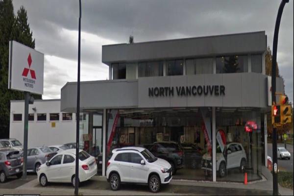 2nd Floor 1695 MARINE DRIVE, North Vancouver