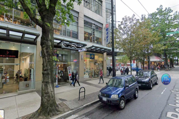 570 ROBSON STREET, Vancouver