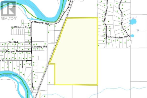 PARCEL Y CHRISTOPHER ROAD, PG Rural West (Zone 77)