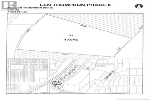 5360 Len Thompson Drive, Lacombe