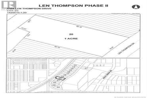 5368 Len Thompson Drive, Lacombe