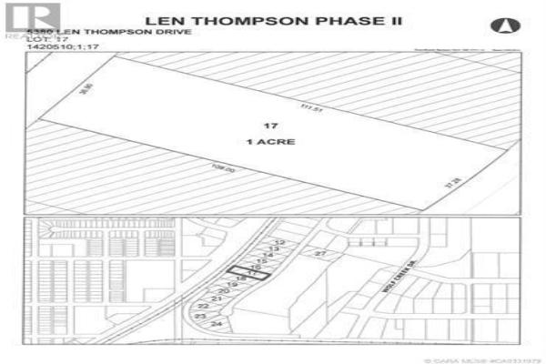 5380 Len Thompson Drive, Lacombe