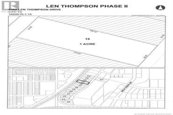 5388 Len Thompson Drive, Lacombe