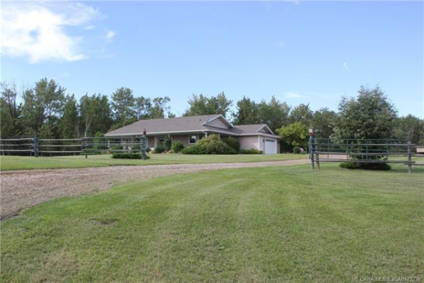 41405 Range Road 231, Rural Lacombe County