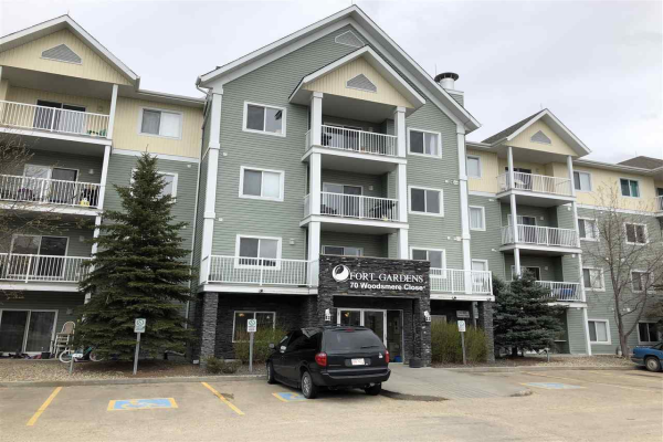 #112 70 WOODSMERE CL, Fort Saskatchewan